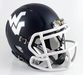 West Virginia (2017) (Alternate), Mini Football Helmet - T-Mac Sports
