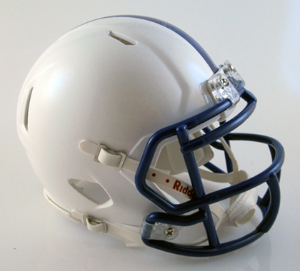 Western Reserve, Mini Football Helmet - T-Mac Sports