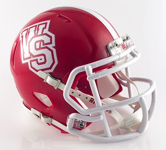 Westerville South (2013), Mini Football Helmet - T-Mac Sports