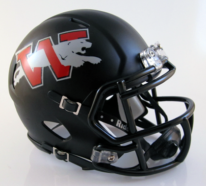 Westmoore (OK), Mini Football Helmet - T-Mac Sports