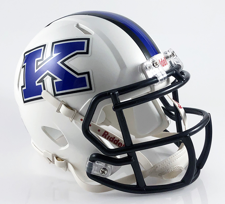 Worthington Kilbourne (2015), Mini Football Helmet - T-Mac Sports
