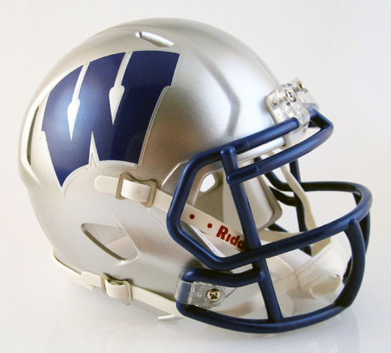 Wynford, Mini Football Helmet - T-Mac Sports