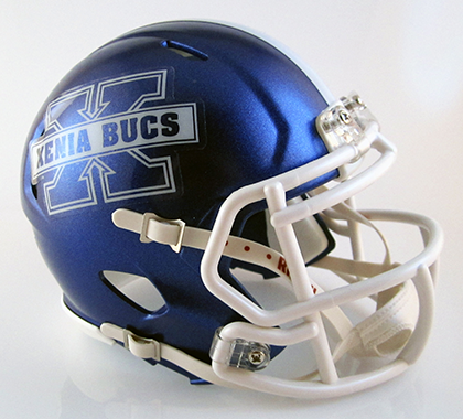 Xenia (2011), Mini Football Helmet - T-Mac Sports