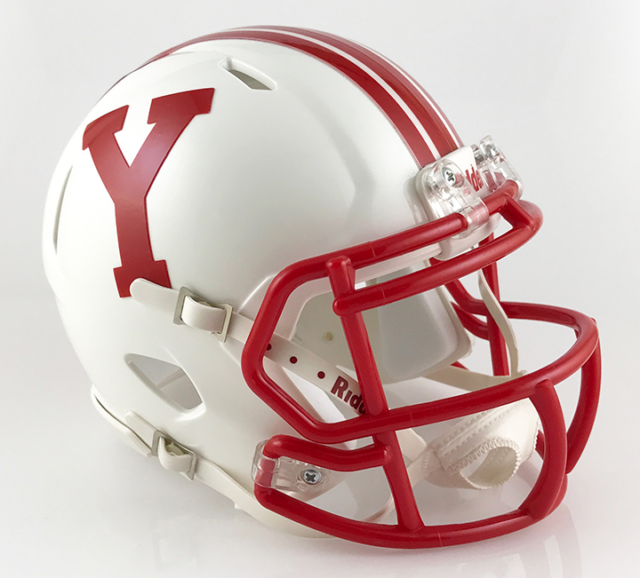 Yukon (OK), Mini Football Helmet - T-Mac Sports
