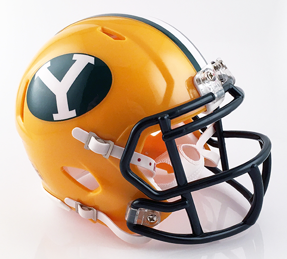 Yulee (FL), Mini Football Helmet - T-Mac Sports
