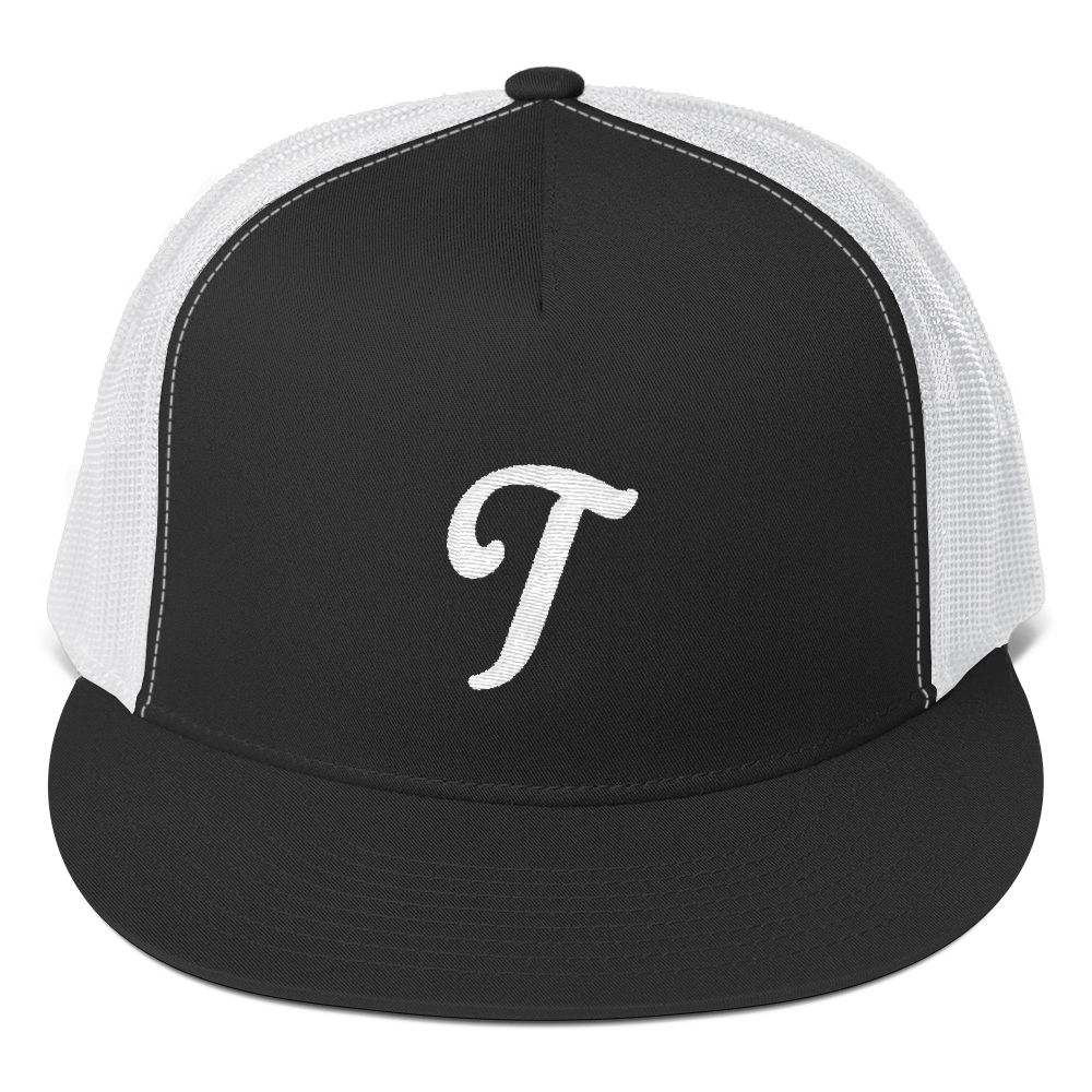 T-Mac Sports T Trucker Hat