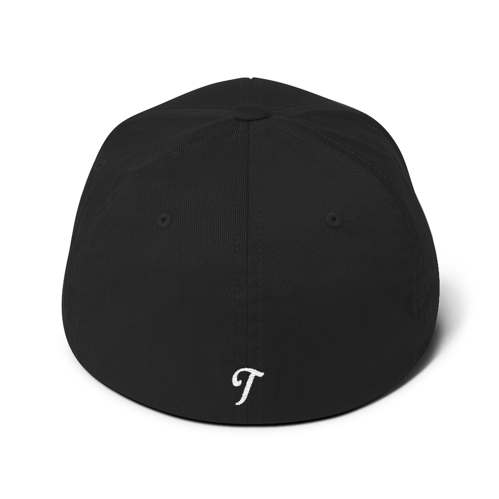 T-Mac Sports Fitted Ball Cap