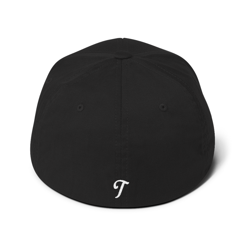 T-Mac Sports Fitted Ball Cap, Hats - T-Mac Sports