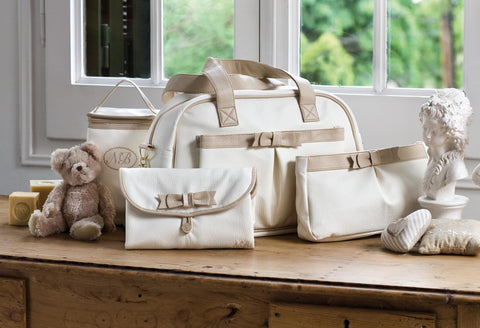 Cloud Diaper Bag Set