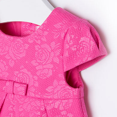 Fuchsia Baby Dress