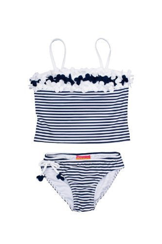 Seaside Petal Tankini