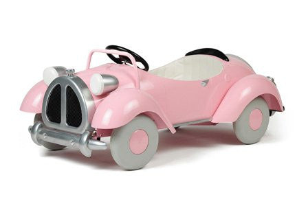 Pink Speedster Petal Car