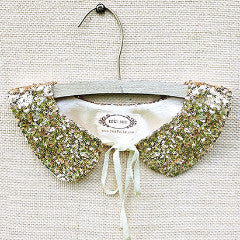 Tabitha Sequin Collar