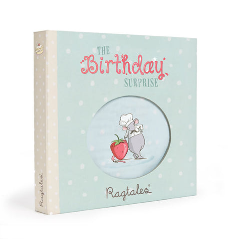 Rag Book: The Birthday Surprise