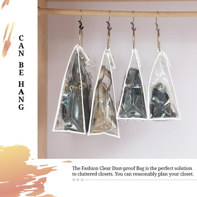Clear Dust-proof Bag (Limited Time Promotion-50% OFF)