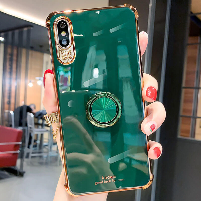 Fashion Solid Color Phone Case