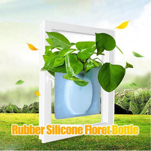 Rubber Silicone Floret Bottle