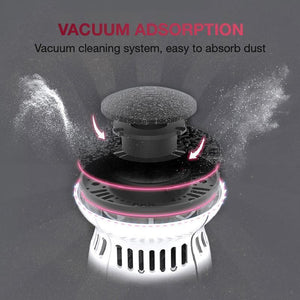 (60% OFF TODAY)Electric Vacuum Adsorption Foot Grinder