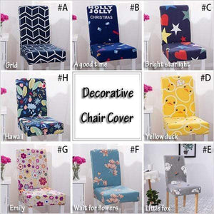 Decorative Chair Cover(Black Friday Promotion-50%OFF)