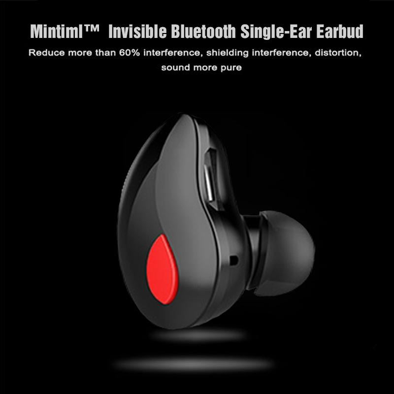 "Mintimlâ""?Invisible Bluetooth Single-Ear Earbud"
