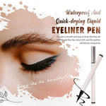 (50% OFF)Color Waterproof Quick-drying Magic Eyeliner Pen