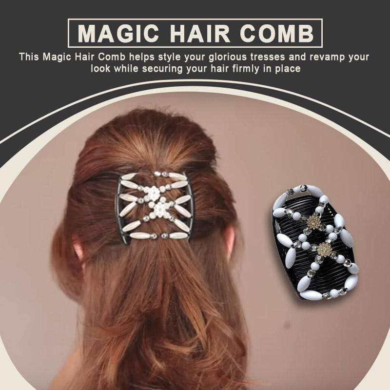 Magic Hair Comb