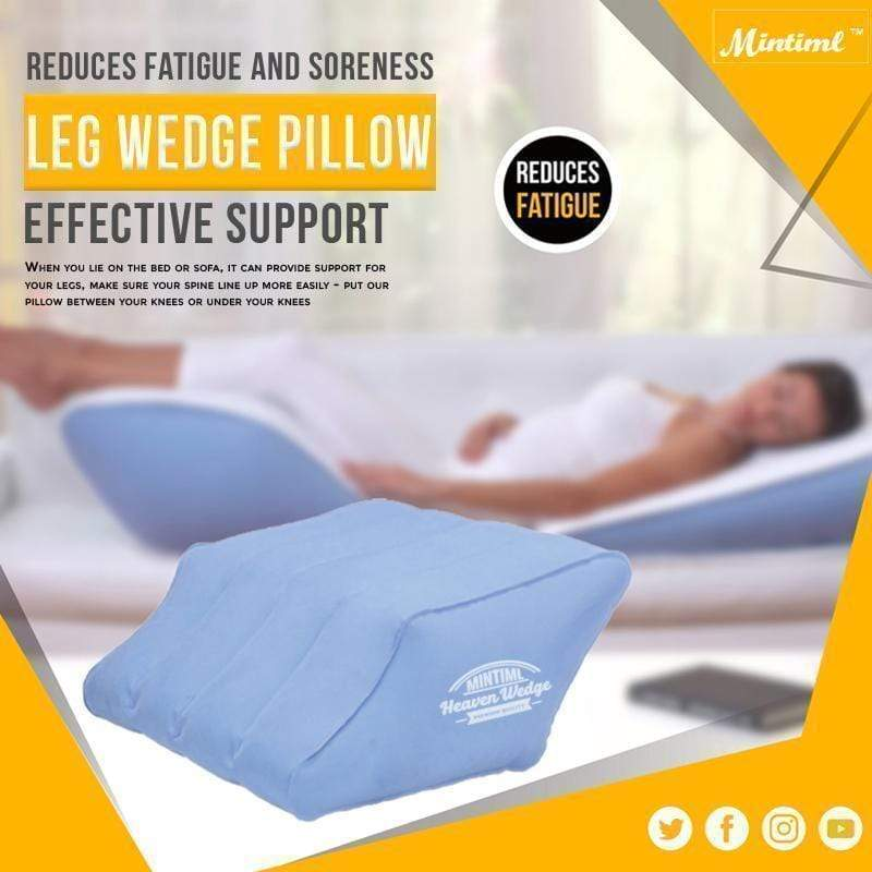 NEW YEAR PROMOTION-50% OFF-Mintiml™ Portable&inflatable Leg Wedge Pillow
