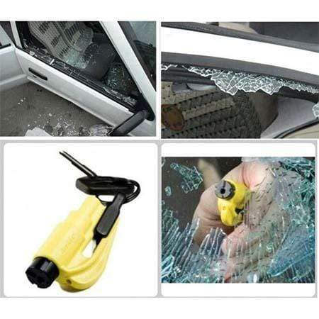Car Safety Multifunctional Window Breaker