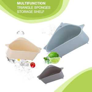 Multifunctional Drain Shelf (Black Friday Promotion-50%OFF)