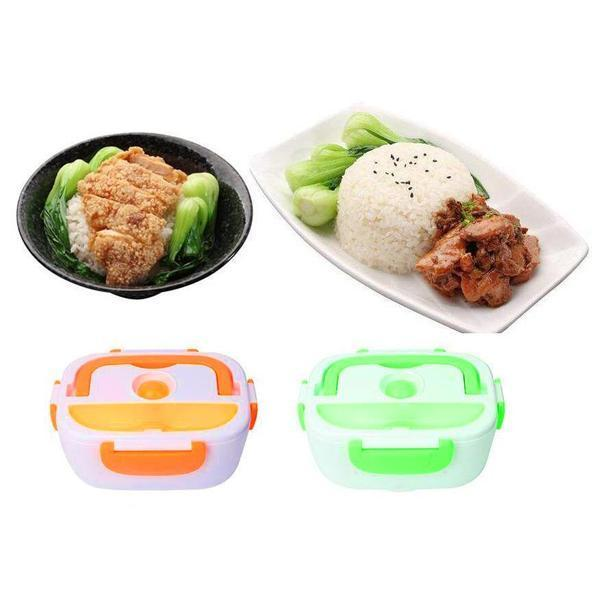 Car Electric Heating Meal Box