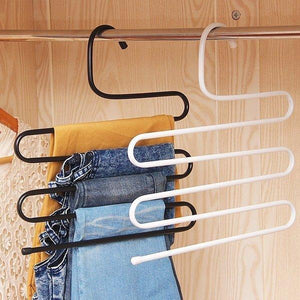 Multi-Functional Household S-Type Clothes Hanger