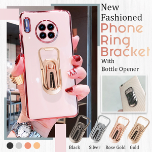 Phone Ring Bracket With Bottle Opener