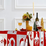 Creative Christmas Tablecloth