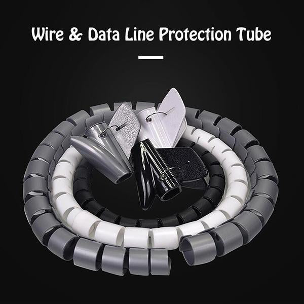 Wire & Data Line Protection Tube