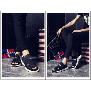 Summer Comfort Elastic Air Sandal