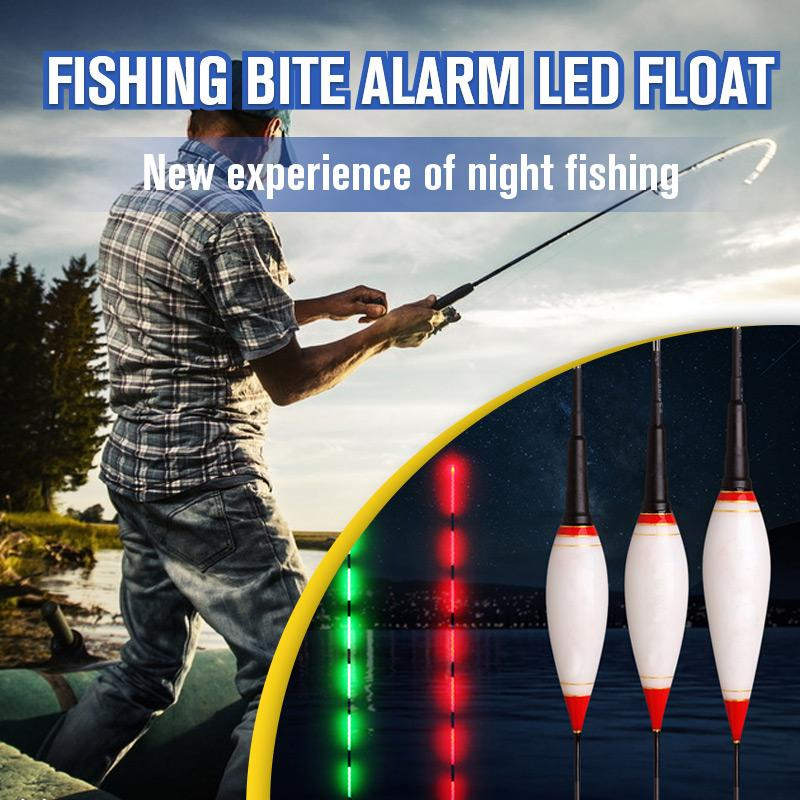 Fishing Bite Alarm LED Float (2 Pcs)