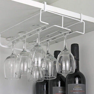 Red wine cup rack pendant wall hanging