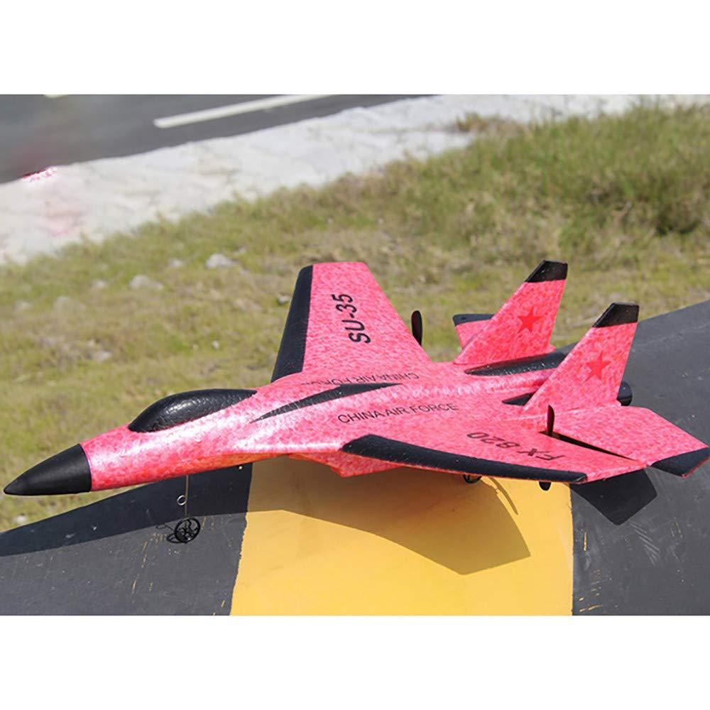 Foam remote control fixed-wing aircraft