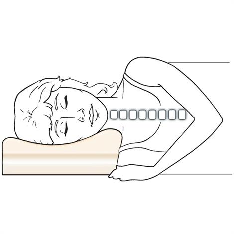 Therapy Orthopedic Sleeping Pillow