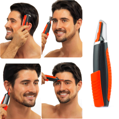 2 in 1 Male Shaver