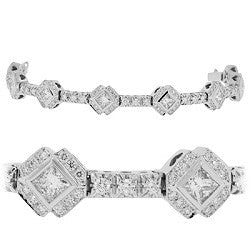 Grand Anniversary Diamond Tennis Bracelet