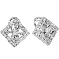 Starry Night Diamond Earrings - 1.90 ctw.