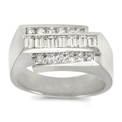 Max Diamond Men's Ring - 1.05 ctw.