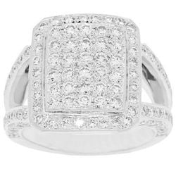 Medium Piazza Diamond Ring - 1.35 ctw.