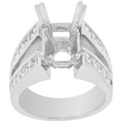 Princess Diamond Tower Ring - 1.70 ctw.