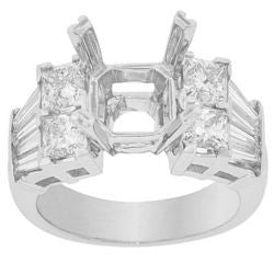 Bella Diamond Ring - 2.65 ctw.