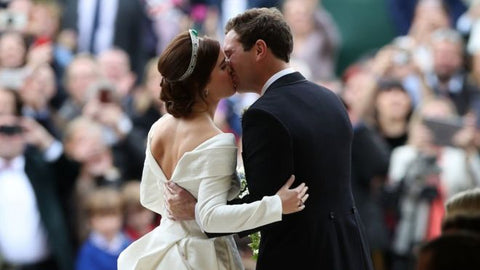 Princess Eugenie is Married!