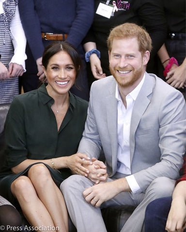 Prince Harry and Meghan Markle Expecting!