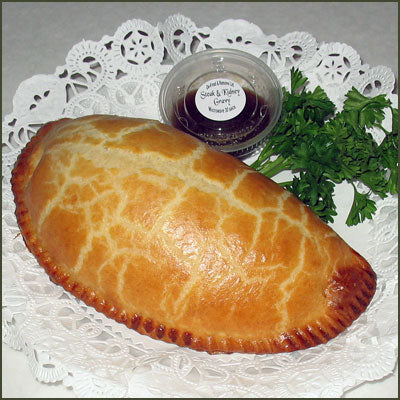 4&20 Pasty Company Steak, Kidney, and Mushroom Pasty 7 oz