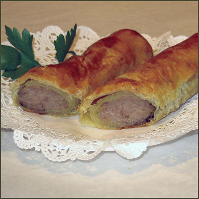 4&20 British Banger Jumbo Pork Sausage Roll